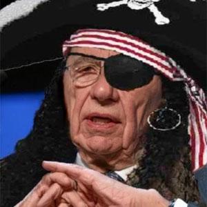 """Rupert """"The Pirate"""" Murdoch, Puppet Master"""