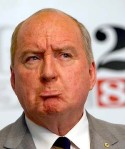 Alan Jones, lying scum