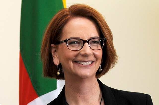 Julia Gillard PM