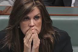 Peta Credlin, Abbott's de-facto mum.