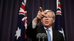 "The Ruddster ""I want you Abbott"""