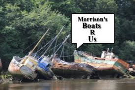 Morrison's  Used Boats R Us