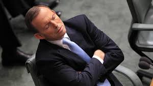 Abbott sleeping