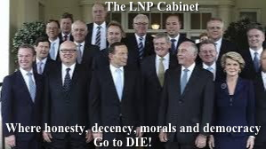Cabinet liars