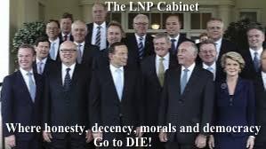 Cabinet liars