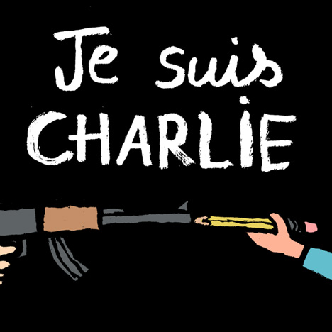 the pen is mightier than the sword truth seekers musings the pen is mightier than the sword jean jullien je suis charlie illustration dezeen