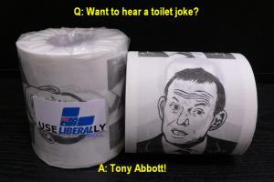 Abbott toilet paper