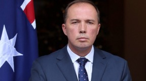 Piecer Mutton, minister for Zombies and the Border Force!