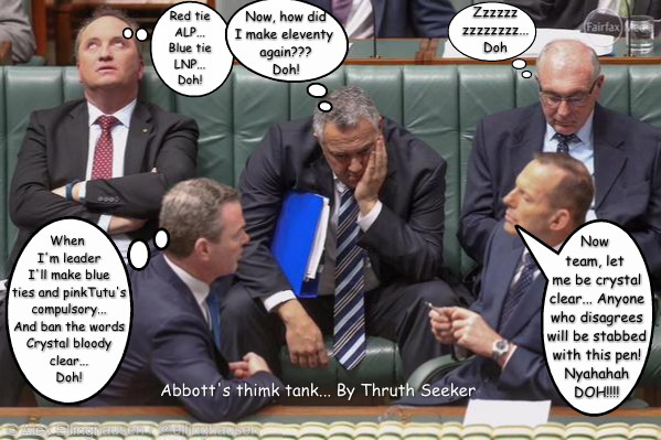 Abbott's mob+